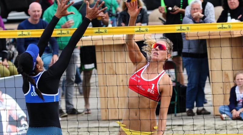 Belgian Beach Boys en Girls in de running voor Knoks goud
